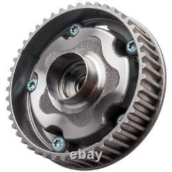 2x Camshaft Adjuster Gear Sprocket & Solenoid for Vauxhall Zafira B MK2 55567050