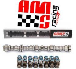 AMS Racing Stage 2 Truck Camshaft & Springs for 2014+ Chevrolet Gen V 5.3L 6.2L