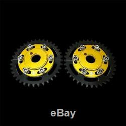 BRIAN CROWER ADJUSTABLE CAM GEARS FOR NISSAN SILVIA 240SX 200SX With SR20DET TURBO