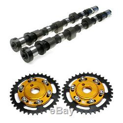 Brian Crower Bc S2 Stage 2 Cams Camshafts And Cam Gears For Nissan Sr20det Turbo