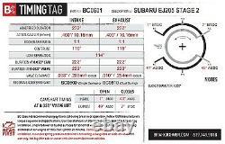 Brian Crower Bc Stage 2 272 Camshafts Cam Gears Valvetrain For Subaru Wrx Ej205