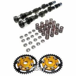 Brian Crower Stage 2 Bc S2 Cams Gears Valvesprings Retainers For Nissan Sr20det