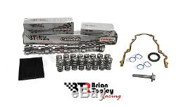 Brian Tooley Racing Stage 3 Turbo Camshaft Kit for 1997+ Chevrolet Gen III IV LS
