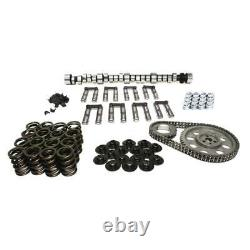 COMP Cams Camshaft Kit K12-433-8 Xtreme Energy Retro Hydraulic Roller for SBC