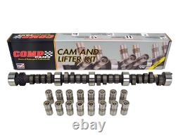 COMP Cams Hyd Camshaft & Lifters for Chevrolet SBC 305 350 400.421/. 451 Lift