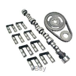 COMP Cams SK12-423-8 Camshaft Kit Xtreme Energy Retro-Fit Hyd. Roller for SBC