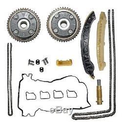 Camshaft Cam Gears Kompressor Timing Chain KIT For Mercedes 1.6/1.8L M271 R171