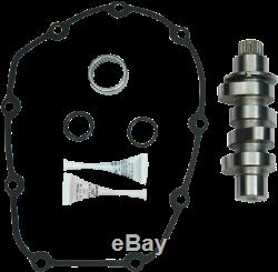 Camshaft Kit S&S 465 Chain Drive Cam For Harley 2017-18 M-Eight M8 330-0620 Y2