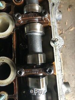 Camshafts Set Of 4 For Audi Rs4 B5 2.7 V6 Biturbo AZR Exhaust & Intake Cams