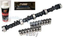 Chevy GMC 5.0 5.0L 305 5.7 5.7L 350 Torque RV Camshaft Cam Lifters Kit for TBI