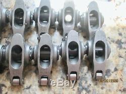 Comp Cam Hi-Tech stainless roller rocker set for bbc 396 427 454 7/16 L88 LS6