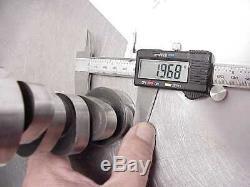 Comp Cams Billet Solid Roller Cam Camshaft for SB Ford 351W Crane Isky Crower C3