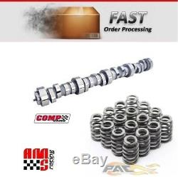 Comp Cams Camshaft & Pac Beehive Springs for Chevrolet Gen III LS 513/520 LIFT