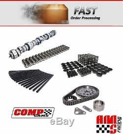 Comp Cams LSR Camshaft Kit for 1997+ Chevrolet Gen III IV LS 617/624 Lift