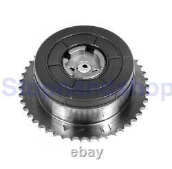 Engine Variable Timing Sprocket Cam Camshaft Phaser Gear For Intake Exhaust set