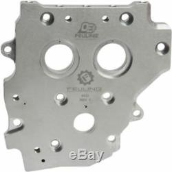 Feuling 8033 OE+ Billet Cam Plate for 07-17 Harley Twin Cam Repl. OEM 25355-06