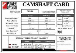 For 04-07 Subaru Sti 06-07 Wrx 2.5l Turbo Gsc S1 Camshafts Cams Ej25 Ej255 Ej257