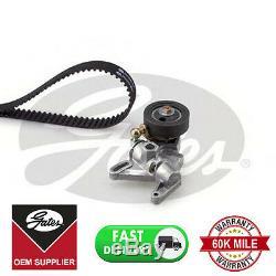 For Subaru Timing Cam Belt Water Pump Kit Kp15612xs-1 Cambelt Tensioner