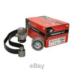 Gates Timing Belt & Water Pump Kit Range Rover Evoque 2.2 11- (KP25633XS)
