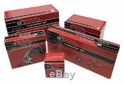 Gates Timing Cam Belt Kit For Jaguar S-type Xf Xj 8tf