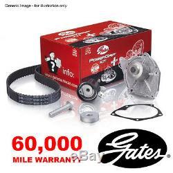 Gates Timing Cam Belt Water Pump Kit For Alfa Romeo 147 156 Gt