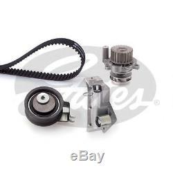 Gates Timing Cam Belt Water Pump Kit For Audi Seat Skoda VW Tensioner KP25491XS