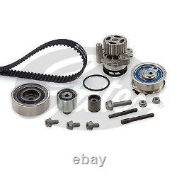 Gates Timing Cam Belt Water Pump Kit For Skoda Fabia 1.2 1.6 Diesel (2010-2014)