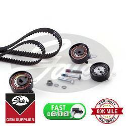 Genuine Gates Timing Cam Belt Kitk015323xs For Volkswagen Cambelt Tensioner