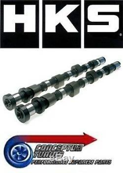 HKS Step1 SS-Cam Uprated Cams Camshafts 256° 11.5mm For S14a 200SX Kouki SR20DET