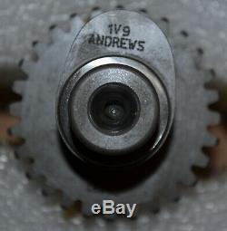 Harley EVO Ironhead Sportster Andrews Early V9 Cam Set #214210 for 1984-1990