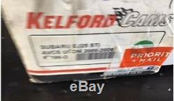 Kelford Cams R-199-D Mechanical Camshaft For Subaru EJ25 Sti 2005-on AVCS
