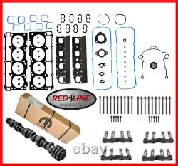 MDS Delete Kit with Stock Non-MDS Cam for 2009-2015 Chrysler Dodge 5.7L Hemi Car