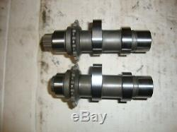 Oem Harley Screamin Eagle Cvo 255 Cams For'07-up Twin Cam Models