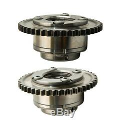 Pair Cams Camshaft Adjuster Exhaust+Intake for Mercedes W204 W212 C207 CGI M271