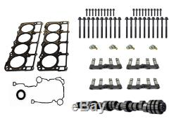 Performance MDS Delete Kit with NSR Lopey Camshaft for 2011+ Dodge 6.4L Hemi