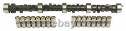 STAGE 4 Camshaft/Cam+Lifters Kit HYD Flat for Chevy SB 283 327 350.480 lift, 230