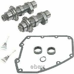 S&S Cycle 510C Chain-drive Cam Kit for Harley Twin Cam 07-17 & 06 FXD
