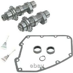 S&S Cycle 551C Series Grind Chain-drive Cam Kit for 07-17 Twin Cam & 06 FXD