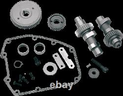 S&S Cycle 585G Gear Drive & Camshaft Kit for 2006-2017 Harley Twin Cam 33-5268