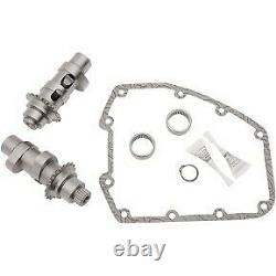 S&S Cycle Easy Start Cam 583 EZ Chain-drive Cams for 07-17 Twin Cam & 06 FXD