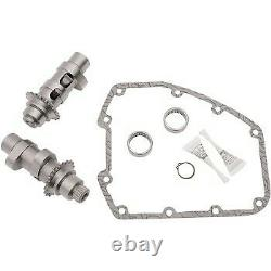 S&S Cycle Easy Start Cams 585 EZ Chain-drive Cam Kit for Harley Twin Cam 07-17