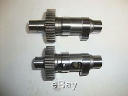 S&s T 551 Ge Easy Start Cams With Inner Gears For'99-'06 Harley Tc88
