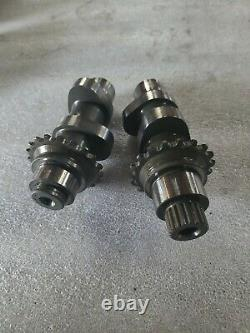 Screamin Eagle Cvo-255 Cams For'07-up Harley Twin Cams