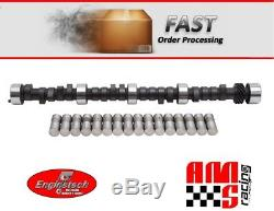 Stage 1 Camshaft & Lifters for Chevrolet SBC 283 305 327 350 5.7L 420/443 Lift