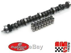 Stage 1 HP Camshaft & Lifters for 1963-1976 Ford 360 390 5.9L 6.4L 484/510 Lift