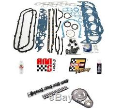 Stage 2 HP Camshaft Install Kit for Chevrolet BBC 396 427 454 476/501 Lift