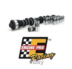 Stage 2 HP Camshaft & Lifters Kit for Ford SBF V8 289 302 448/472 Lift