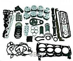 Stock Master Engine Rebuild Overhaul Kit for 1982-1985 Ford 302 5.0L