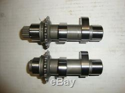 T-man 662-1 Cams For'07-up Harley Twin Cam Models