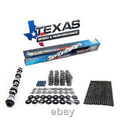 Texas Speed EL-C7 VVT Camshaft Kit for Gen V LT1 LT4 L86 6.2L. 645/. 635 Lift